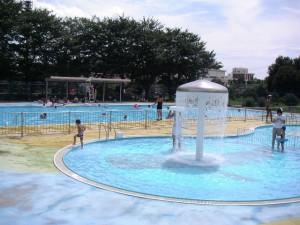 上岩崎プール